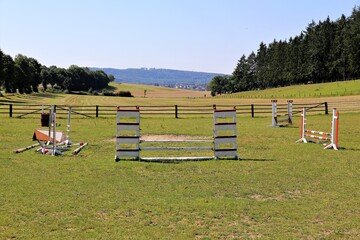 girl on a fence
