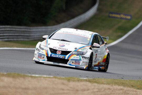 2020 BTCC Brands Hatch Qualifying Day Aug 8th