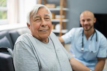 Senior Healthcare Caregiver