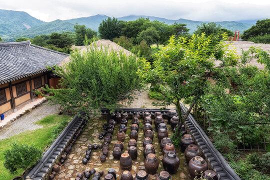 Suncheon Naganeupseong Folk Village