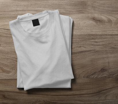 Realistic T-Shirt mockup template