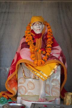 Shirdi Sai Baba.