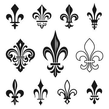 フルール・ド・リス ユリの紋章