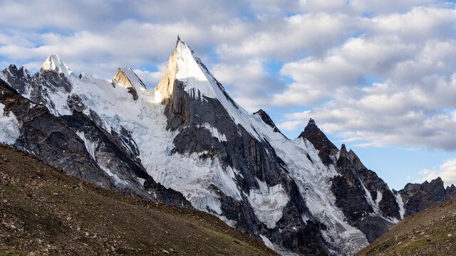 Layla or Leila peak, Karakoram mountains, Pakistan