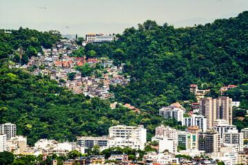 Vila Pereira da Silva, a favela in Rio de Janeiro - Brazil
