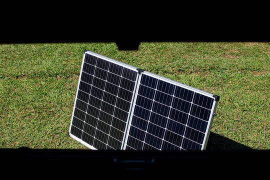 solar loading in car