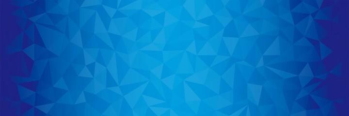 Modern impression polygon background material