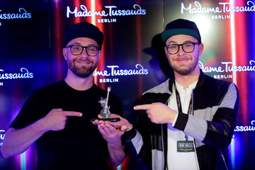 Mark Forster unveils wax figure of himself at Madame Tussauds in Berlin