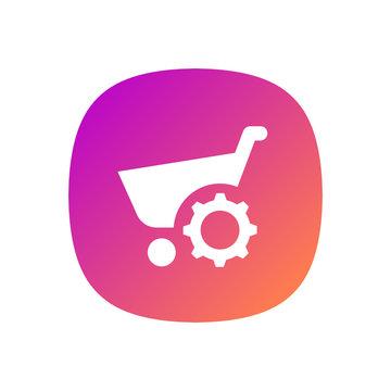 eCommerece Configuration - App