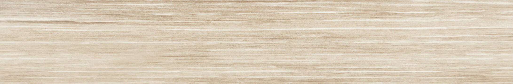 Panoramic texture of light wood with knots - Vector