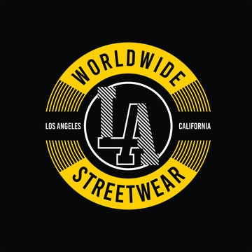 worldwide los angeles california streetwear