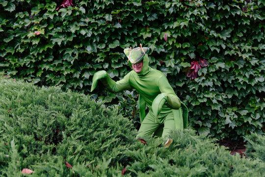 Halloween Praying Mantis