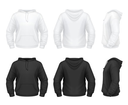 Pullover hoodie with pocket