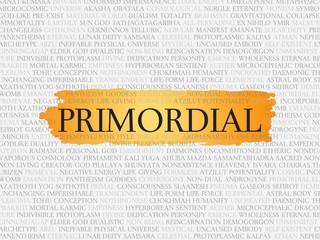 primordial