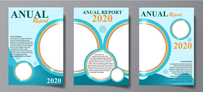 Set of anual reports