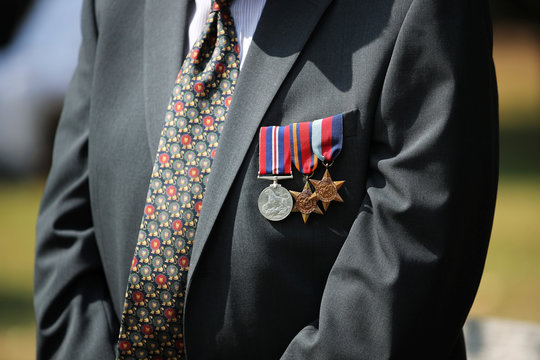 VJ Day National Remembrance event in Staffordshire