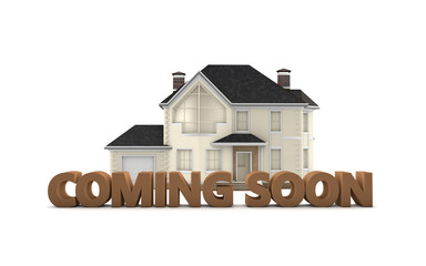 Real Estate - Coming Soon