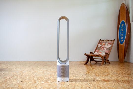 Dyson Luftreiniger Ventilator mit Hepa-Filter, Modell 2016