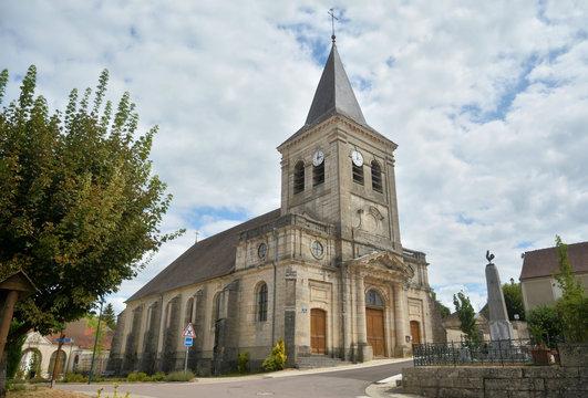 Église de Cunfin (Aube)