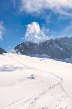 Mountain Summit Expedition in Switzerland