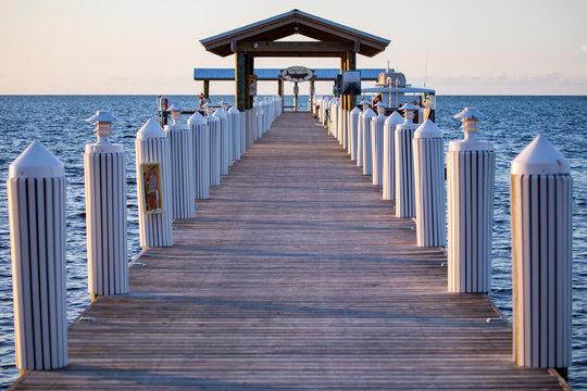 pier on the beach - Islamorada - Florida Keys