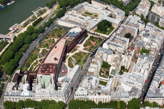 Musee de Quai Branly - Jacques Chirac