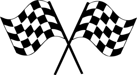 finish flag  checkered flag game flag race ending svg vector cut file for cricut and silhouette