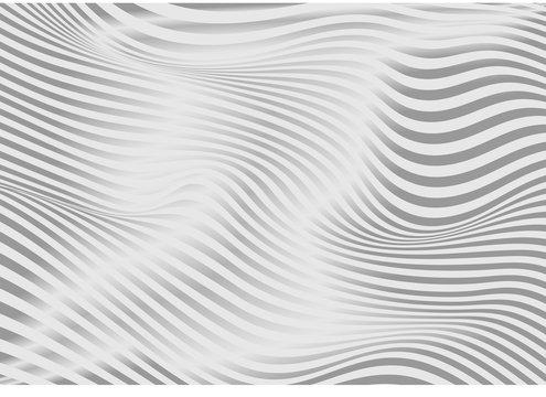 luxury wavey silver background modern futuristic shape wave in white