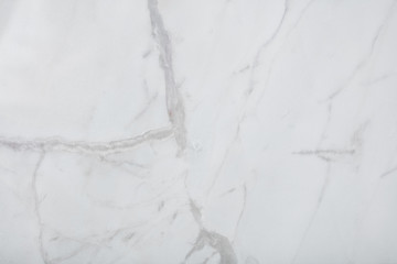 Exquisite marble background in your admirable white color for design work.