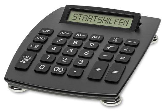 TASPP Tischrechner Staatshilfen