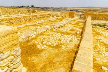 Tel Beer Sheva archaeological site
