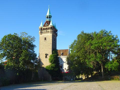 Sternkiekerturm Quedlinburg