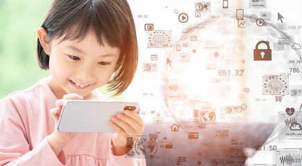 子供とネットワーク エドテック