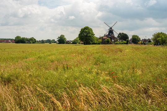 Windmühle Carolinensiel