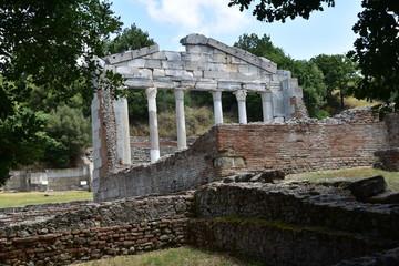 Fototapeta Park archeologiczny Apollonia Albania obraz