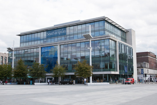The University of Southampton, Hampshire in the United Kingdom