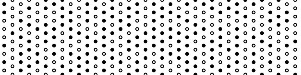 Printed roller blinds Pop Art Abstract Color Halftone Dots generative art background illustration