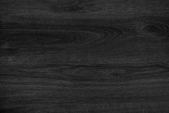 Dark wood texture - black wooden background