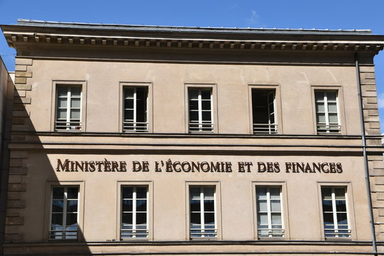 ministère français de l'économie et des finances