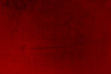 Red scraped wall background