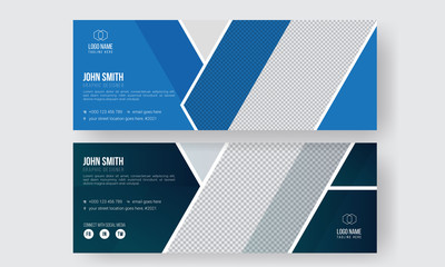 2 New Email Signature Template