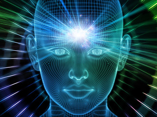 Acceleration of Brain Frequencies