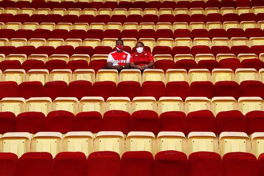 Ligue 1 - AS Monaco v Stade de Reims