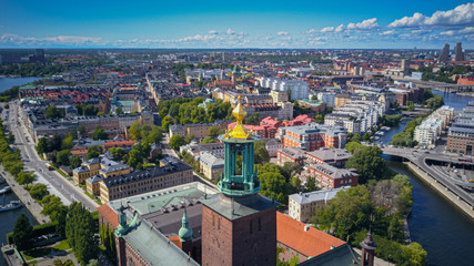 Sweden / Stockholm City / Stockholm Stad / Stockholm stadhuset / Stockholm City Hall / Gamla stan