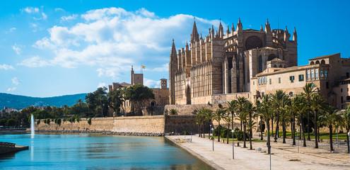 cathedral, Palma de Mallorca, Mallorca, Spain