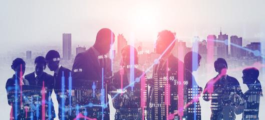 ビジネスと金融イメージ