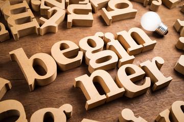 Beginner Studying Idea