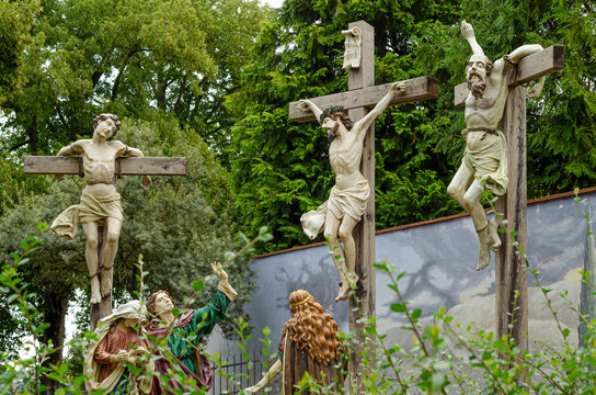 Augsburg Biberbach St. Jakobus, St. Laurentius und Hl. Kreuz