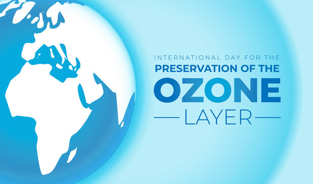 Preservation of the Ozone Layer International Day Background
