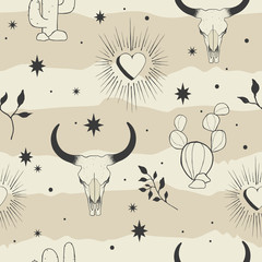 wild best seamless pattern